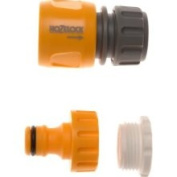 Hozelock 2175Av Threaded Tap and Hose End Connector