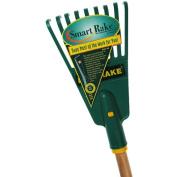 Flexrake 4W Shrub Rake 18cm Poly Head with 120cm Wood Handle