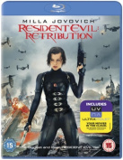 Resident Evil: Retribution [Regions 1,2,3] [Blu-ray]