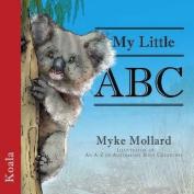 My Little ABC [Board book]