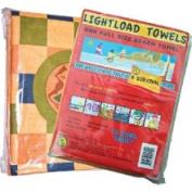 Lightload Towel 123435 Lightload Easy Carry Beach Towel