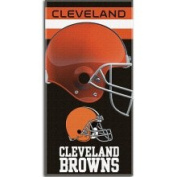 Cleveland Browns Beach Towel Blanket 30 x 60