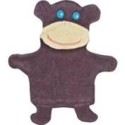 Under The Nile 17-628 Organic Monkey Washcloth