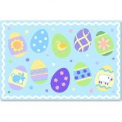 Olive Kids Easter Eggs (Boys) placemat-pl-eggb-419