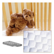 American Baby Company Fitted Quilted Bassinet Mattress Pad Cover