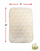Snoozy Organic Flannel Waterproof Multi-Use Pad
