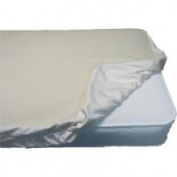 Naturepedic Organic Waterproof Crib Pad-Fitted #PC63W - Crib Bedding