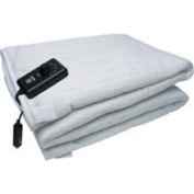 Twin, Heated Mattress Pad by Electrowarmth, Non-Fitted, Size 36 x 60, Model# T36 12V Used in Truck T-36