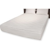 Rio Home Fashions Quilted Top 25.4cm California King-size Memory Foam Mattress