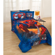 Marvel New Spiderman Twin/Full Size Comforter