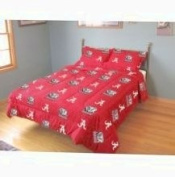 College Covers ALACMFL Alabama Reversible Comforter Set -Full