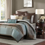 Lincoln Square King 8-Piece Comforter Set