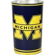 Wincraft 8119121 Michigan Wolverines 15 Waste Basket