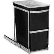 simplehuman 30 litre under counter pull-out can, commercial grade