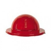 Rubbermaid FG1855RD FITS 208.2l Drum - Red, H55, MT32, SBR52