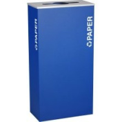 Kaleidoscope XL Rectangular 64.4l Paper Recycling Container by