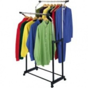 Richards Homewares 953 Double Flared Adjustable Clothes Rack
