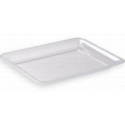 Clear Rectangular Serving Tray, 45.7cm x 30.5cm