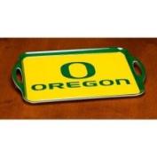 BSI Products Tray. NCAA Oregon Ducks Melamine Serving Tray 38051