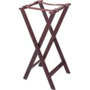 Cherry Wood Tray Stand - 81.3cm .