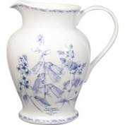 RHS The Garden 6 Pint Gift Boxed Jug, Fine China