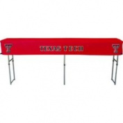 Rivalry RV400-4500 Texas Tech Canopy Table Cover