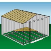 Arrow Fb5465 Foundation Kit for 5x4 6x5 Storage Sheds