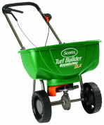 Scotts Lawn Equipment Turf Builder Edge Guard DLX 1,390sqm Push Broadcast Spreader 76232