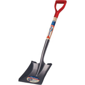 Ames Square Point True American D Shaped Wood Handle Shovel 1564500