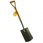 Flexrake CLA107 Classic D Handle Digging Spade with 101.6cm Handle