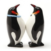 Pacific Trading South Pole Pride Penguins Salt Pepper Shaker Set S/P