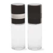 Tag Viva Glassware Salt and Pepper Grinder Set