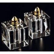 Badash Vitality Platinum Salt & Pepper