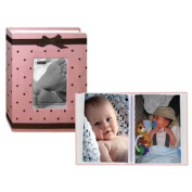Pioneer Embroidered Fabric Photo Album Gift box