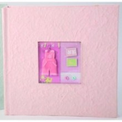 Beverly Clark 203AG 200 Photo Baby Album - Pink
