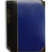 Pioneer Photo Albums Pioneer Ledger Bi-Directional Le Memo Album Navy Blue