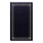 Pioneer Slim Line Post Style Photo Album (204 4x6 Photos) - Black