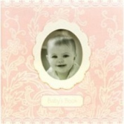 C.R. Gibson Bound Keepsake Memory Book of Baby's First 5 Years