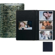 Raika RM 127 Navy 4 x 6 Three High Photo Album - Navy