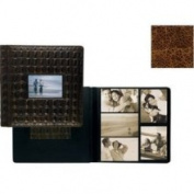 Raika VI 113-F Cognac Frame Front Single Page Album - Cognac