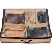 Furniture Creations D1242 Compact Boot Organiser 5 Pocket Storage Bag