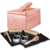 Woodlore 86111 Professional-Style Cedar Shoe Valet with Starter Kit II