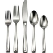 Oneida Casual Flatware Lincoln 45 Piece Service for 8