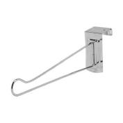 Decko Bath Products 38500 - Chrome Over-The-Door Hanger