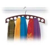 Richards Homewares 75530 10 Hole Scarf Hanger