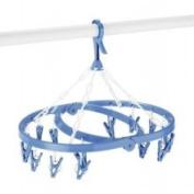 Whitmor Mfg. Clip & Dry Hanger With 16 Clips 6171-842
