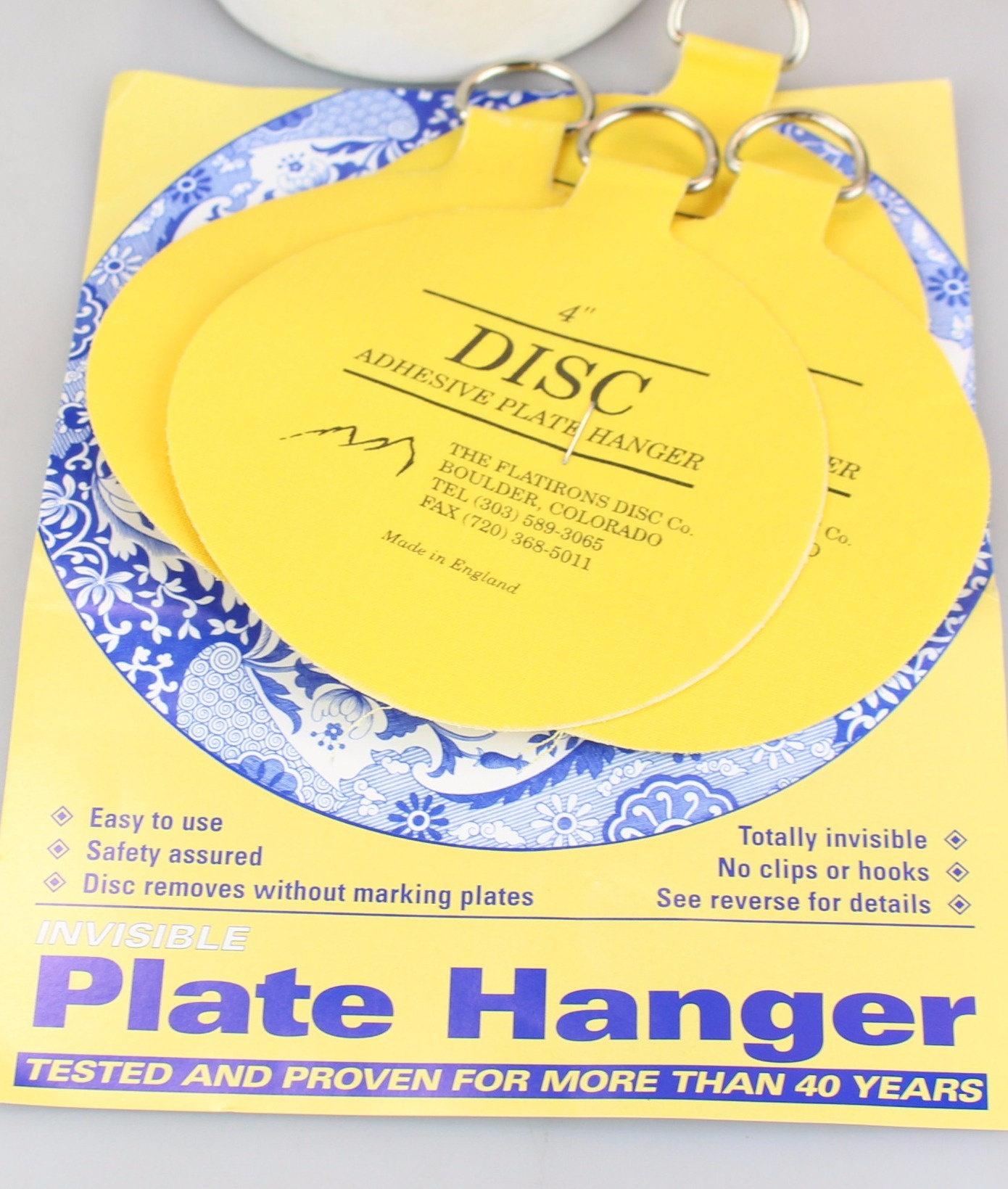 sc 1 st  Fishpond NZ & Adhesive Plate Hangers Homeware: Buy Online from Fishpond.co.nz