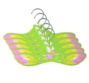 Kidorable Fairy Toddler Hanger Set, Medium 5