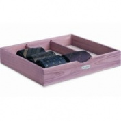 Woodlore 82048 36.8cm w x 6.4cm H Tie Box