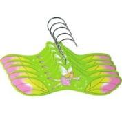 Kidorable Medium Green Fairy Hanger Sets- 5